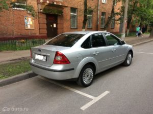 Ford Focus II2