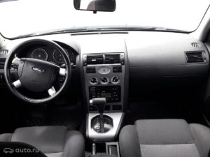 Ford Mondeo III3