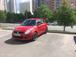 Suzuki Swift III AMT