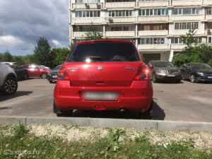 Suzuki Swift III AMT2