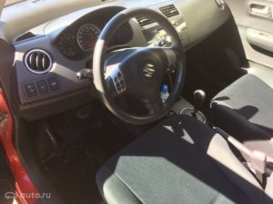 Suzuki Swift III AMT3